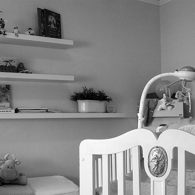 Gyermek és tini szobák lakberendezés